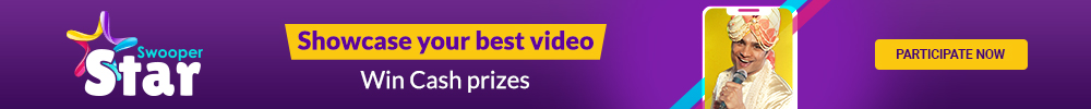 Swooper Star, Showcase your best video