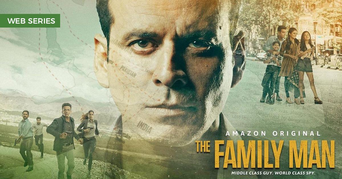 The Family Man: Srikant is no Bond, the spy has a family