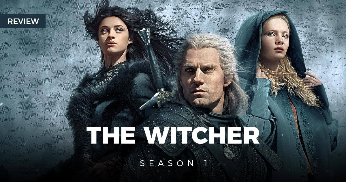 The Witcher Review: Henry Cavill creates a magic of his own as a gravely-voiced monster hunter