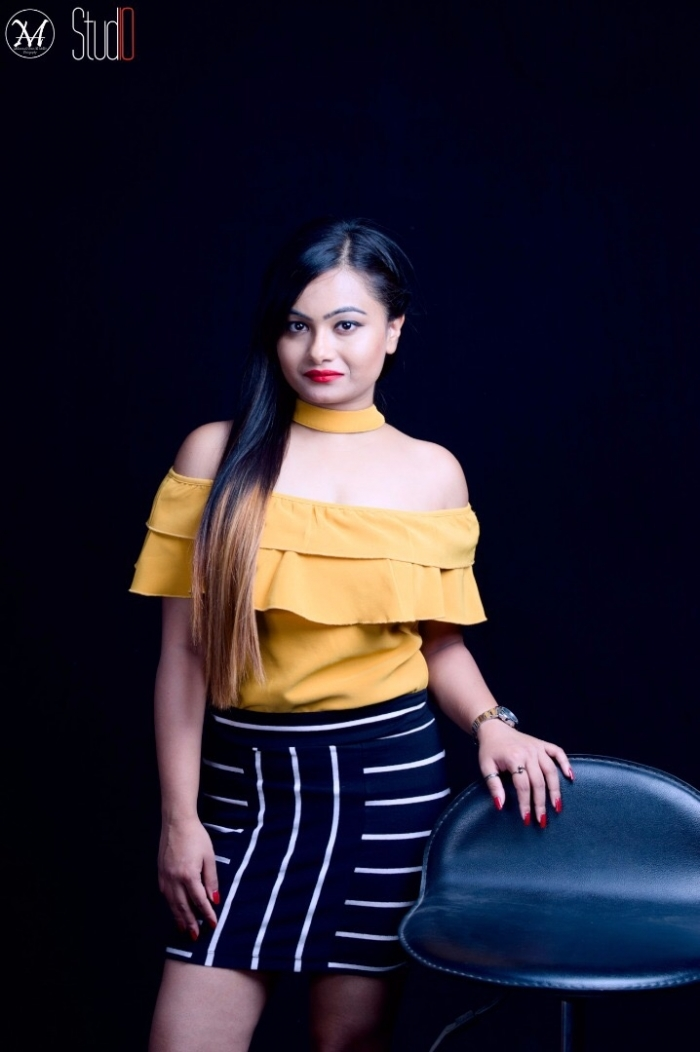 Divya Sen Model Bangalore Talentrack